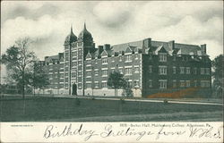 Berkes Hall, Muhlenberg College