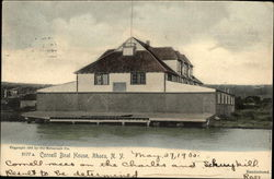 Cornell Boat House