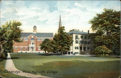 Radcliffe College and Grounds