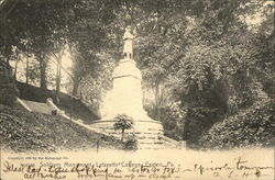 Soldiers Monument at Lafayette College