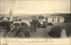Cornell University - View of Campus
