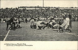 University of Pennsylvania - Football Game on Franklin Field