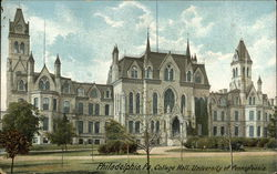 University of Pennsylvania - College Hall