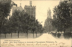 34th Street Entrance to the University of Pennsylvania