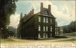 Chemical Laboratory, Lehigh University