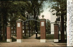 Bowdoin College - 78 Memorial Gateway