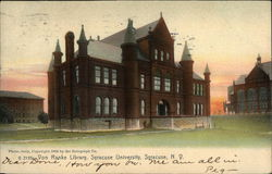 Von Ranke Library, Syracuse University