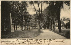 Lovers' Lane, Naval Academy