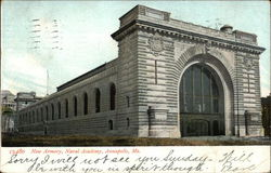 Naval Academy - New Armory