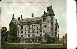 Witherspoon Hall, Princeton University