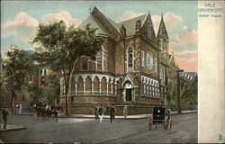 Battell Chapel, Yale University Postcard