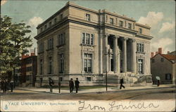 Yale University - Byers Memorial Hall Postcard