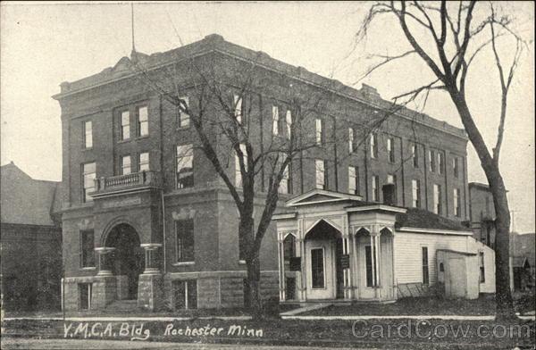 Y.M.C.A. Building Rochester Minnesota