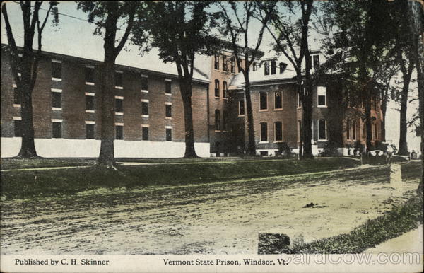 Vermont State Prison Windsor