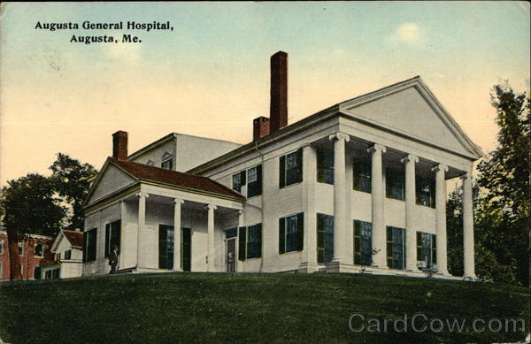 Augusta General Hospital Maine
