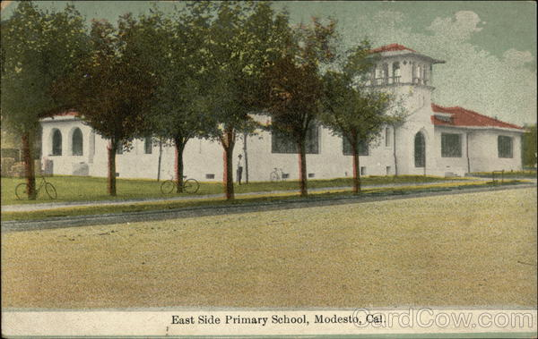 East Side Primary School Modesto California