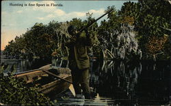 Hunting is Fine Sport in Florida