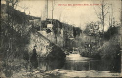 Old Paper Mill on the Little Minnie River