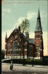 St. Paul's M.E. Church