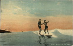Surf Riders, Hawaii