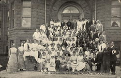 Northern Arizona Normal School, 1912-1913