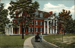 Sigma Phi House at Univeristy of Michigan