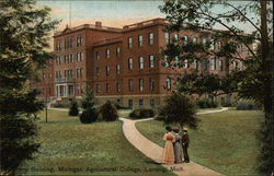 Michigan Agriculture College - Women's Building