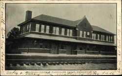 Illinois Central Passenger Depot