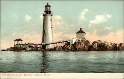 The Graves Light, Boston Harbor