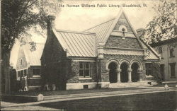 The Norman Williams Public Library