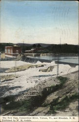 The New Dam, Connecticut River