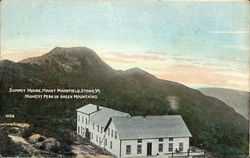 Summit House, Mount Mansfield