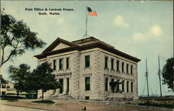 Post Office & Custom House