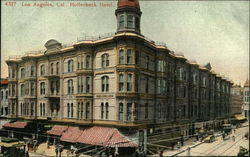 Street View of Hollenbeck Hotel