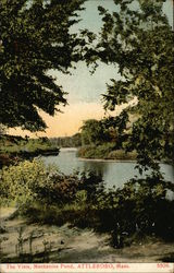 The Vista, Mechanics Pond