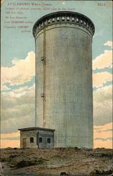 Attleboro Water Tower