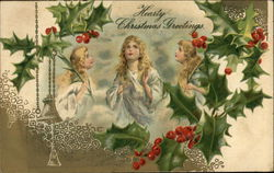 Hearty Christmas Greetings