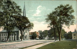 St. Peter's Church & Elmwood Park