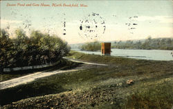 Doane Pond and Gate House