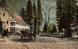 Sentinel Hotel, Yosemite Valley