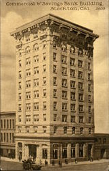 Commercial & Savings Bank Building