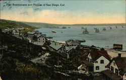 Fort Rosencrans and portions of San Diego, Cal.