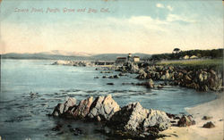 Lovers Point, Pacific Grove and Bay