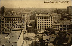 Los Angeles from Angels Flight