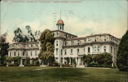 Mills College - Tolman Hall (Long Hall)