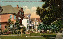 Residence on Grand Street, near San Jose Avenue