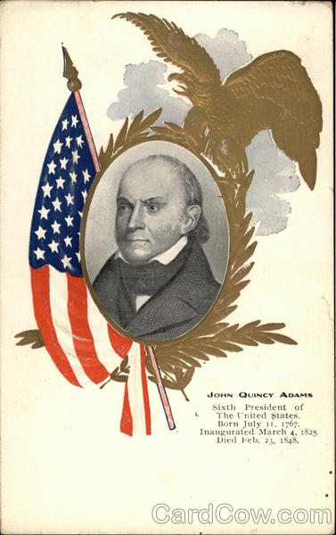 John Quincy Adams Presidents
