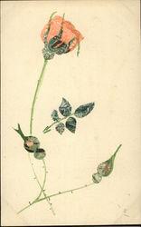 Rose Papercraft