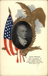 James Monroe - Fifth President of The United States