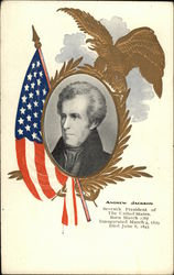 Andrew Jackson - Seventh President of the United States